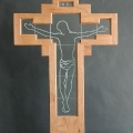 Crucifix--Processional Cross