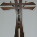 Processional Cross--Rear View